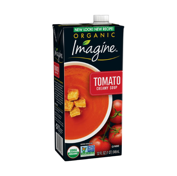 Imagine Organic Tomato Creamy Soup 946ml