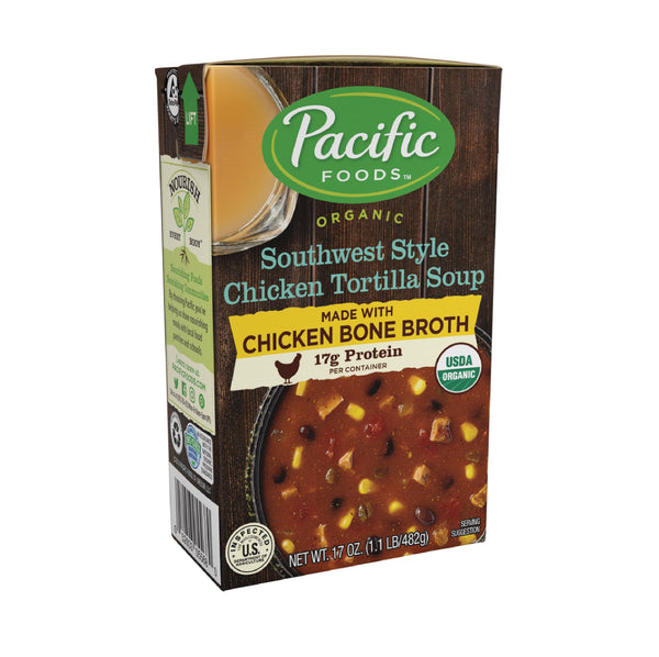 Pacific Southwest Style Chicken Tortilla Soup OG 482g