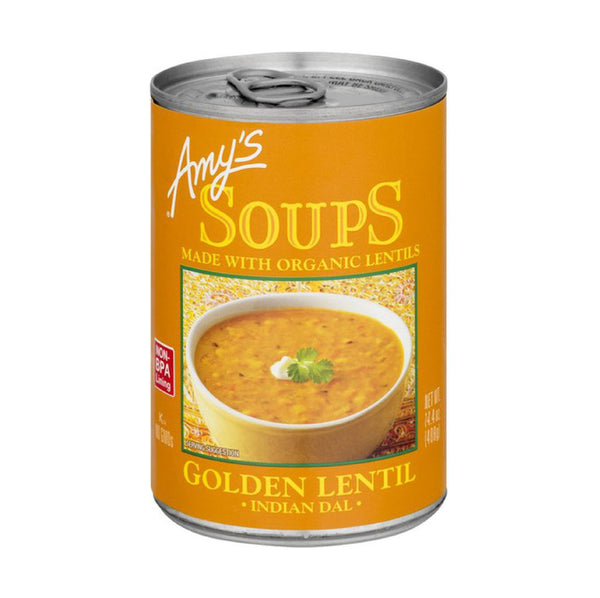 Amy's Golden Lentil Soup OG 408g