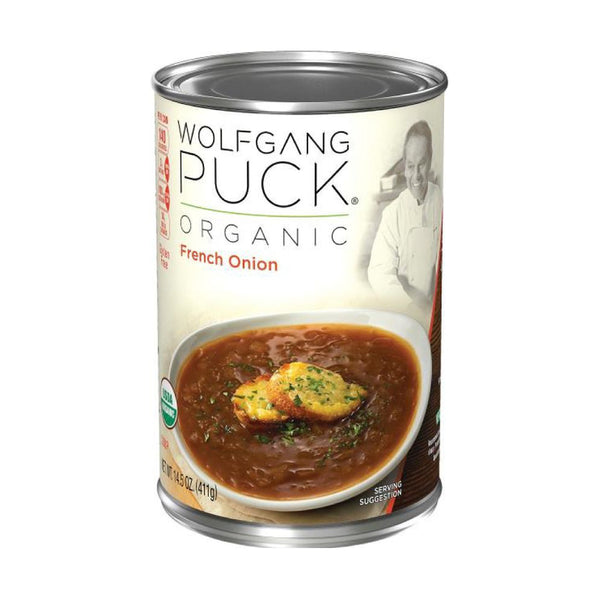 Wolfgang Puck French Onion Soup OG 411g