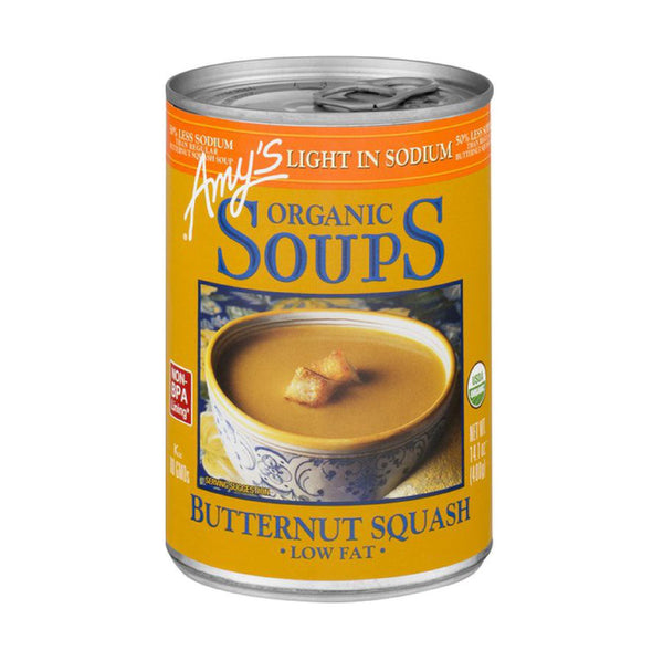Amy's Butternut Squash Soup Low Fat OG 400g