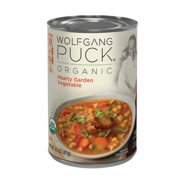 Wolfgang Puck Hearty Garden Vegetable OG 411g