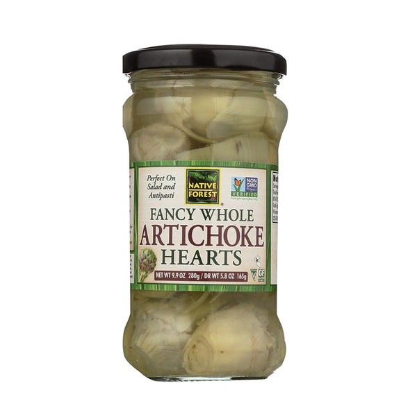 Native Forest Whole Artichoke Hearts (Enginar) 280g