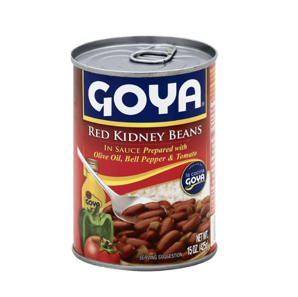 Goya Red Kidney Beans (Soslu Barbunya) 425g