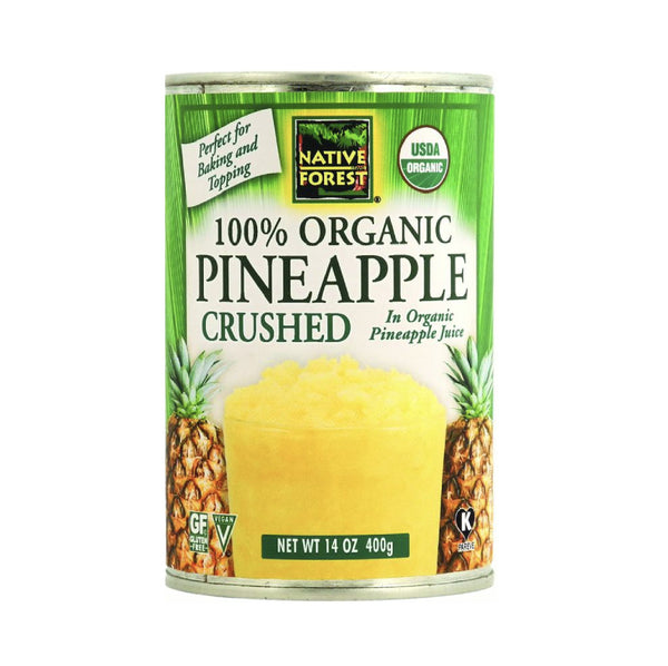 Native Forest Crushed Pineapple OG (Ananas) 400g
