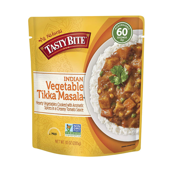 Tasty Bite Vegetable Tikka Masala 10oz