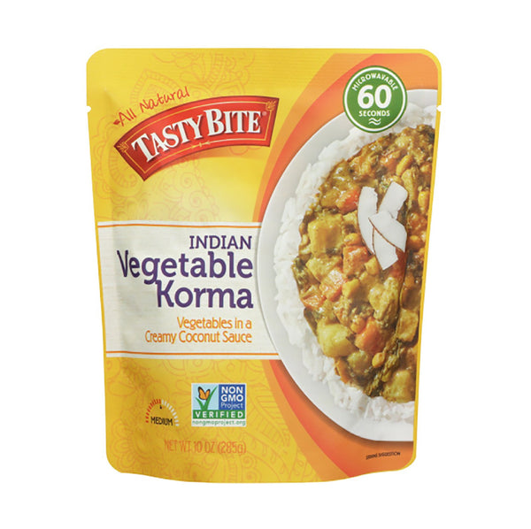 Tasty Bite Vegetable Korma 10oz