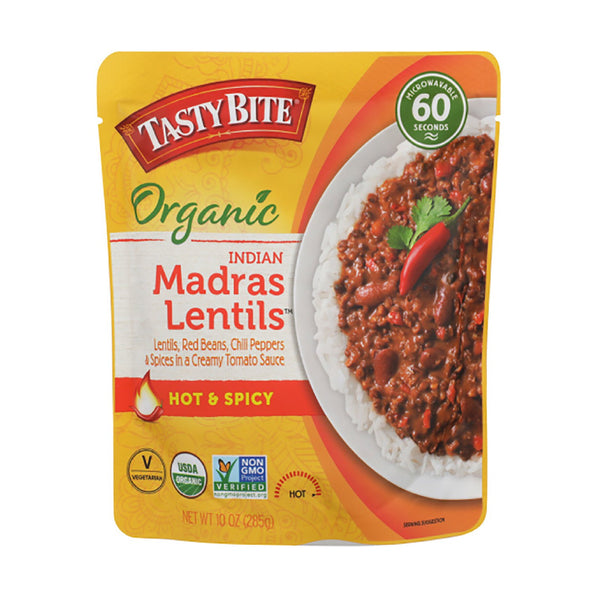 Tasty Bite Madras Lentils 10oz