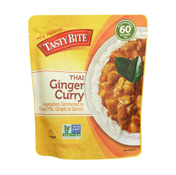 Tasty Bite Thai Ginger Curry 10oz