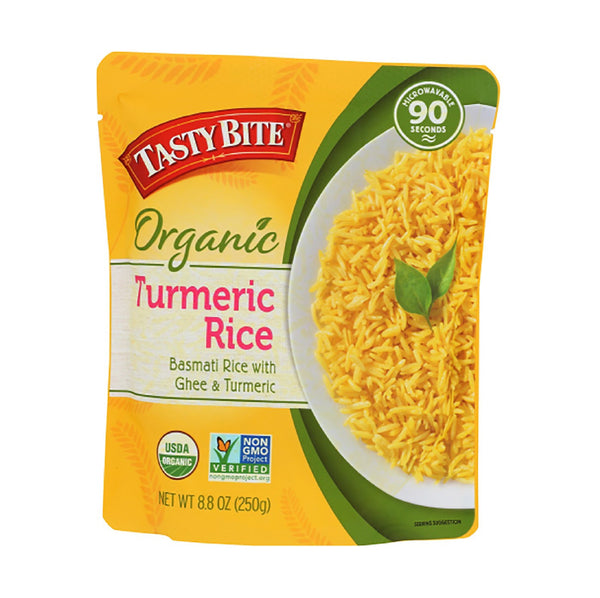 Tasty Bite Turmeric Rice OG 8.8oz