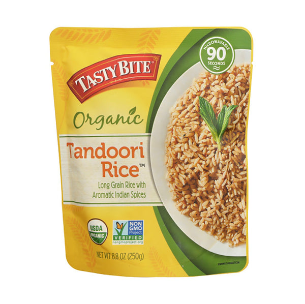 Tasty Bite Tandoori Rice OG 8.8oz