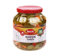 Berrak Mixed Pickles 1600g