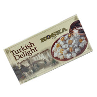 Koska Turkish Delight w/Hazelnuts 500g