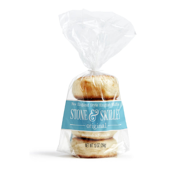Stone and Skillet Original English Muffins 4pk