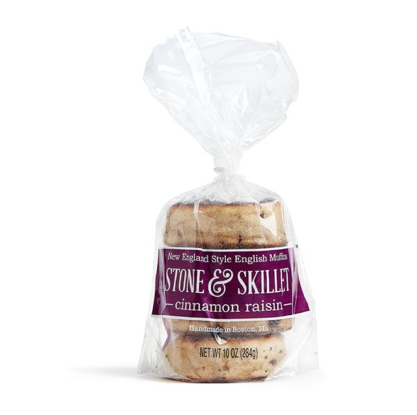 Stone and Skillet Wheat English Muffins 4pk