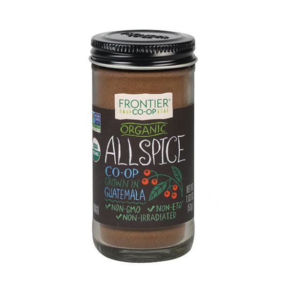 Frontier Co op Organic All Spice 1.83oz