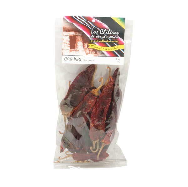 Los Chileros Whole Chile Pods 3oz