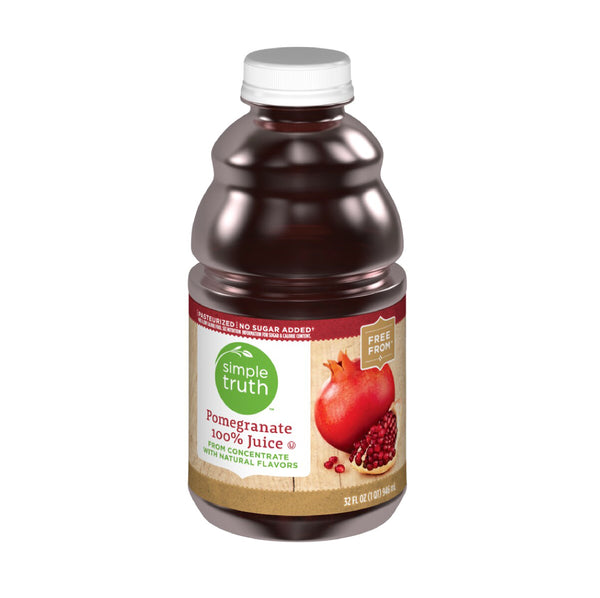 Pomegranaze 100% Pure Organic Pomegranate Juice 1L