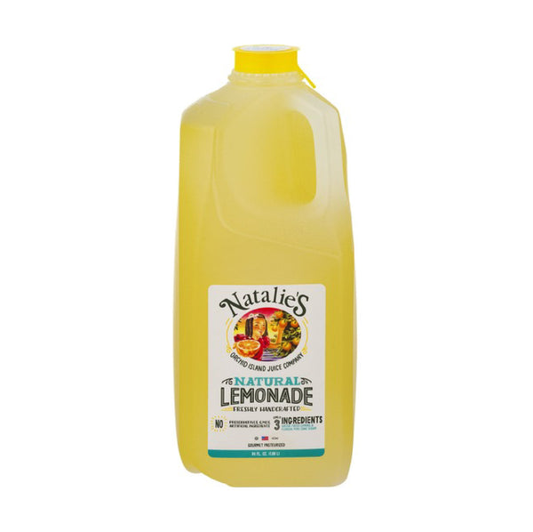Natalie's Natural Lemonade 64floz
