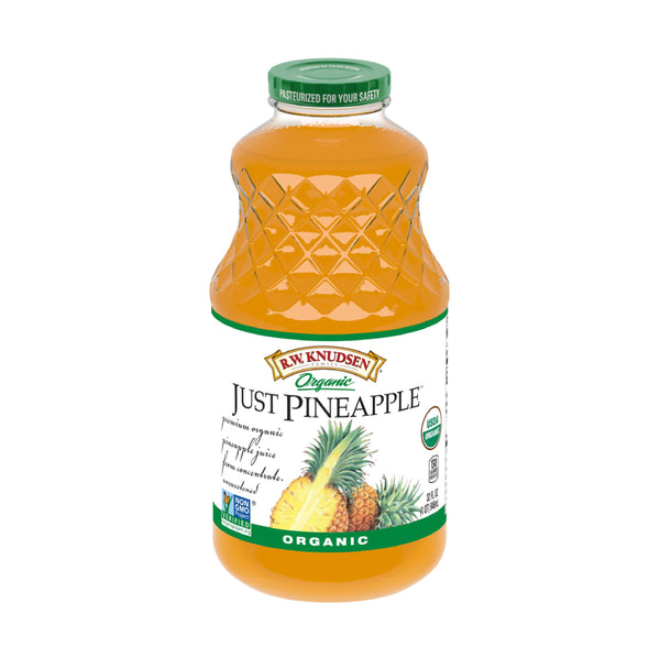 R.W. Knudsen Organic Just Pineapple 32floz