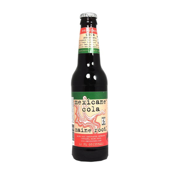 Maine Root Mexicane Cola 12floz