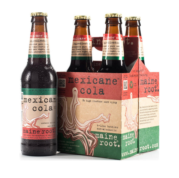 Maine Root Mexicane Cola 4x12oz