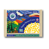 Stahlbush Frozen Super Sweet Corn 10oz