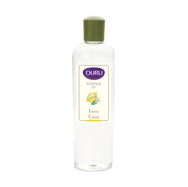 Duru Kolonya Limon Çiçeği (Cologne Hand Sanitizer) 400ml
