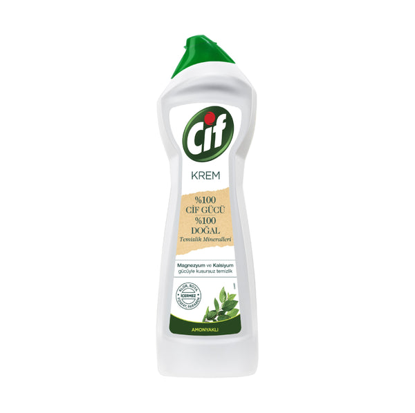 Cif Krem Amonyaklı (Cream cleanser for kitchen) 500ml