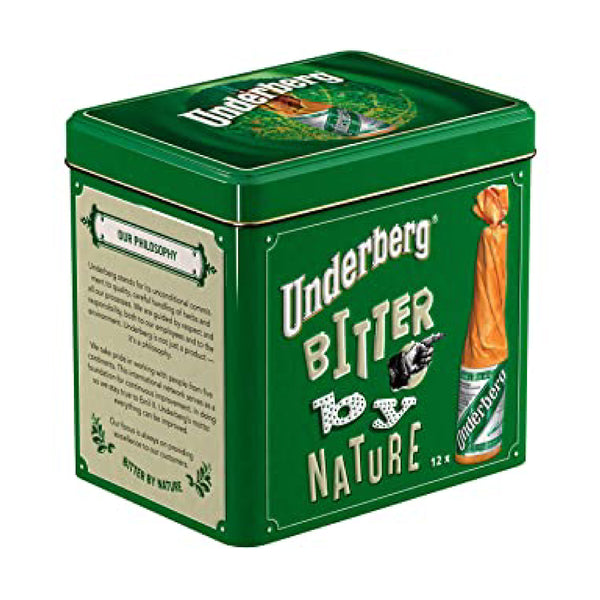 Underberg Natural Herb Bitters 12x20ml