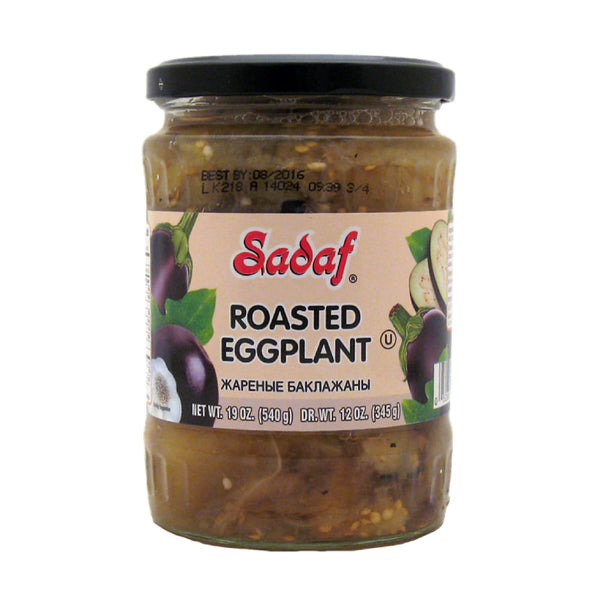 Sadaf Roasted Eggplant 540g