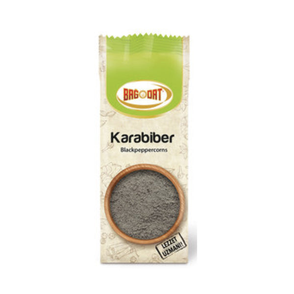 Bagdat Black Pepper 70g