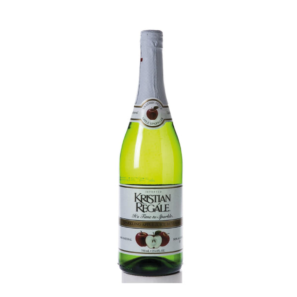 Cristian Regále® Sparkling Apple Juice 750ml
