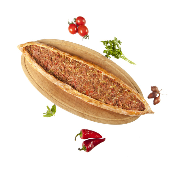 Etli Pide Homemade (2pc)