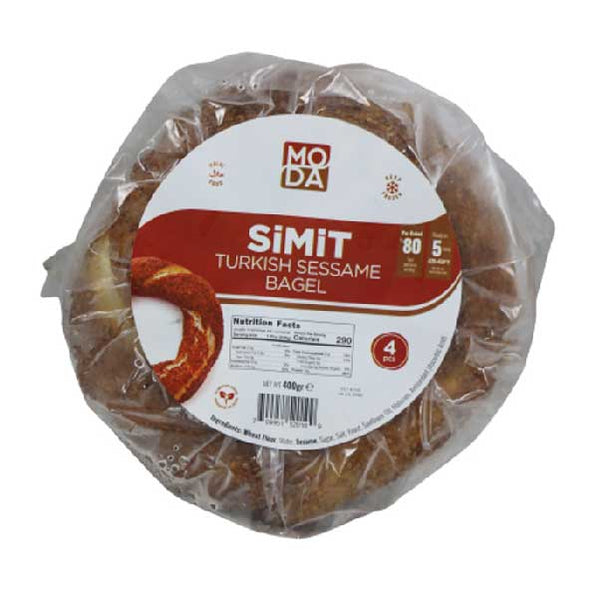 Moda Turkish Bagels (Simit) 4lu