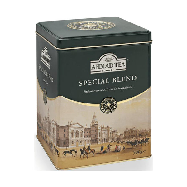 Ahmad Special Blend Loose Tea Can 500g