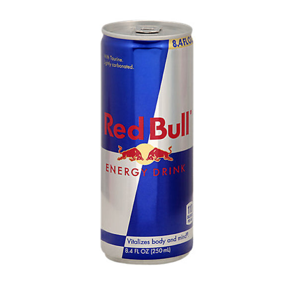 RedBull Energy Drink 8.4 Oz
