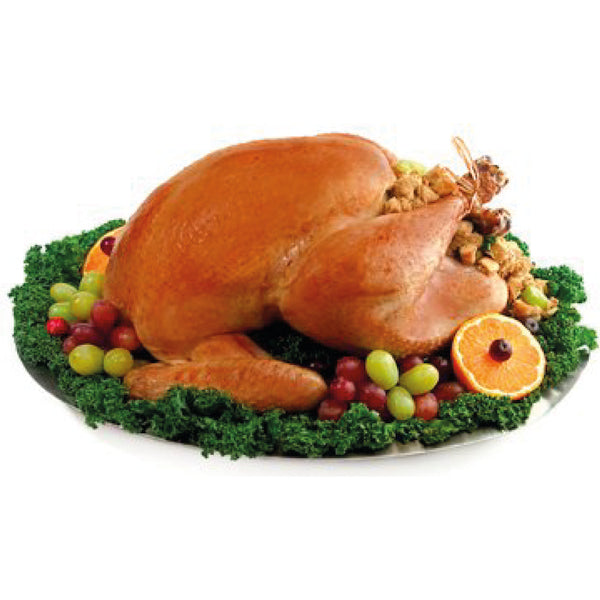 "Free Range ""Thanksgiving"" Turkey- Özel Kesim, Taze hindi per pound"