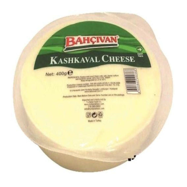 Bahcivan Green Kashkaval Cheese 400 g