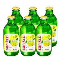 Sarıkız Limonlu Maden Suyu (Mineral Water with Lemon) 6x250ml