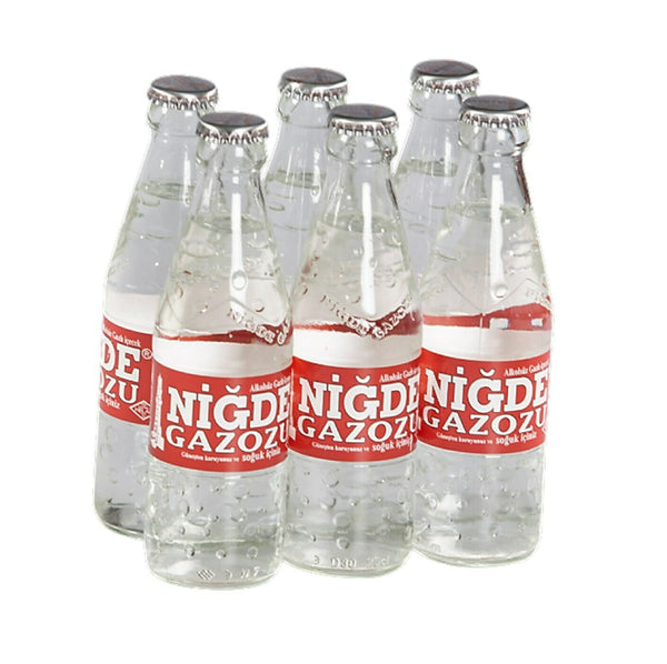 Niğde Gazozu (Soda Water) 6x250ml