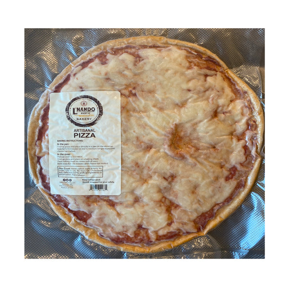 L'nando Artisanal Pizza Cheese 9oz