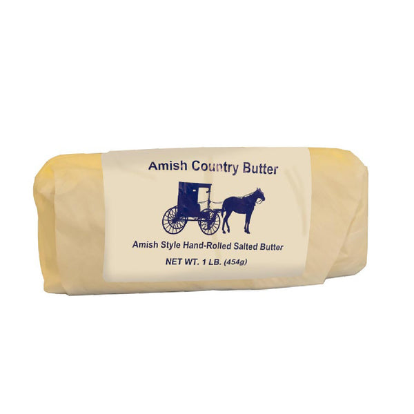 Amish Country Salted Roll Butter - 1 Pound