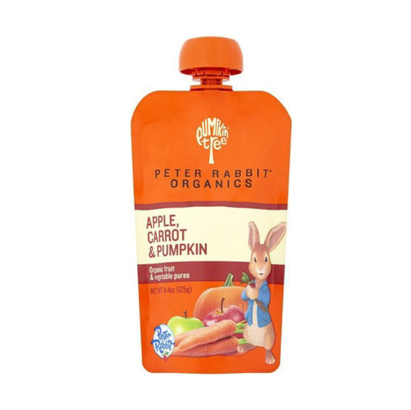 Peter Rabbit Organics Apple Carrot&Pumpkin 4oz