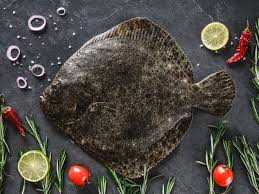 Fresh Kalkan (Turbot) - 2 kg price shown (actual price calculated after the fish is received)