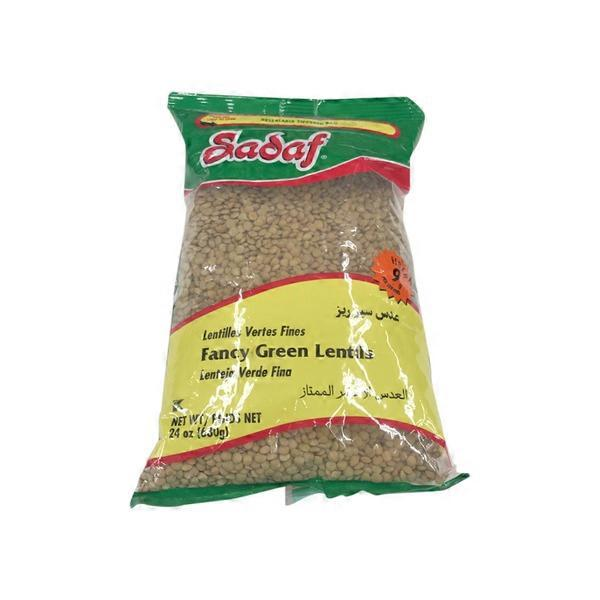 Sadaf Green Lentils Fancy 680g