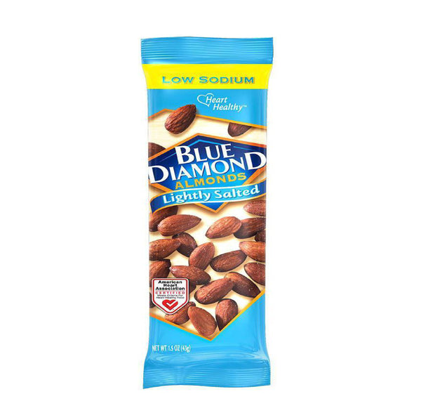 Blue Diamond Almonds Lightly Salted 1.5oz
