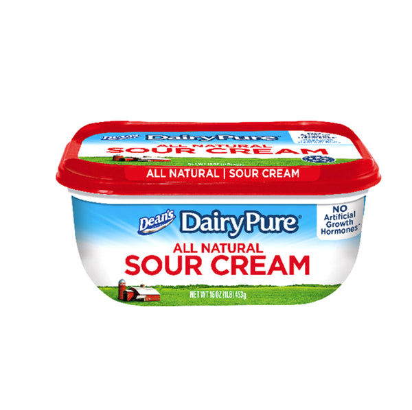 Dairy Pure All Natural Sour Cream 16oz
