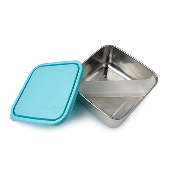 U-Konserve Large Divided Stainless Steel To-Go Container
