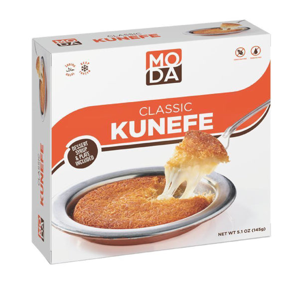 Moda Kunefe Classic, Syrup Included 145g